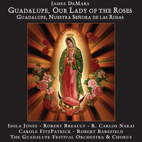 GUADALUPE, OUR LADY OF THE ROSES