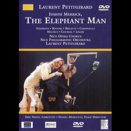 JOSEPH MERRICK, THE ELEPHANT MAN DVD